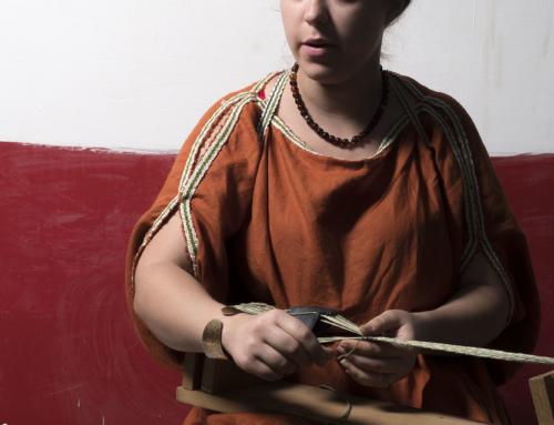 Vestis Lanea: la tessitura nell'antica Roma