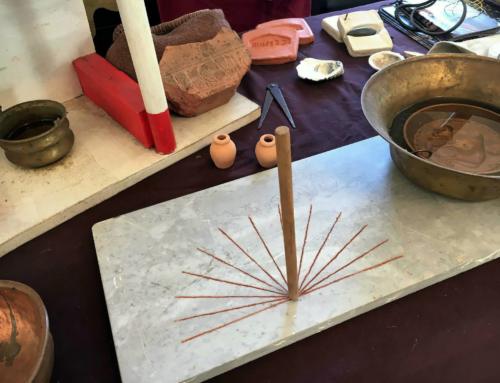 Horologium: la misurazione del tempo