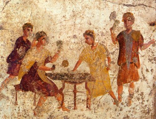 Ludus in Tabula: giochiamo come gli antichi romani